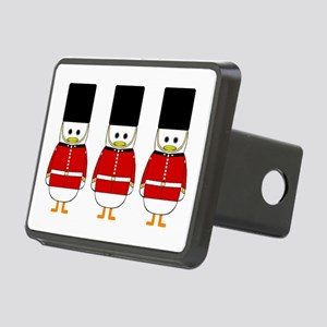 Nutcrackers Rectangular Hitch Cover