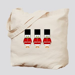 Nutcrackers Tote Bag