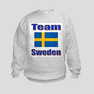 Team Sweden Kids Sweatshirt