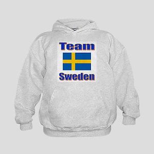 Team Sweden Kids Hoodie