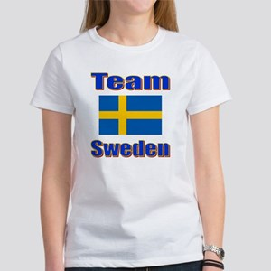 Team Sweden Women's T-Shirt