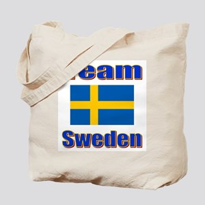 Team Sweden Tote Bag