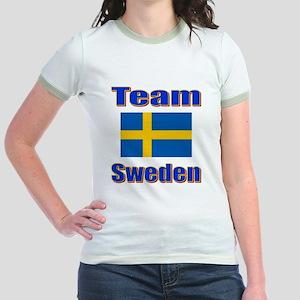 Team Sweden Jr. Ringer T-Shirt