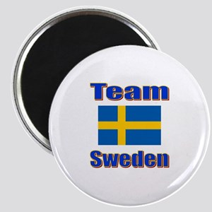 Team Sweden Magnet