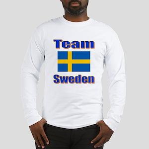 Team Sweden Long Sleeve T-Shirt