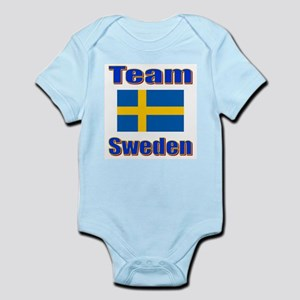 Team Sweden Infant Bodysuit