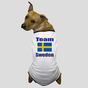 Team Sweden Dog T-Shirt