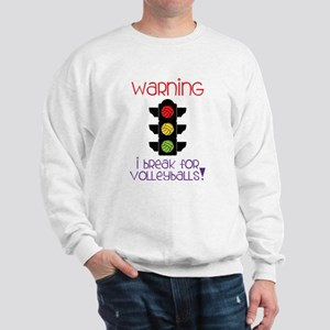 Warning Sweatshirt