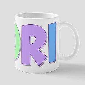 Lori Rainbow Pastel Mug