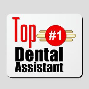 Top Dental Assistant Mousepad