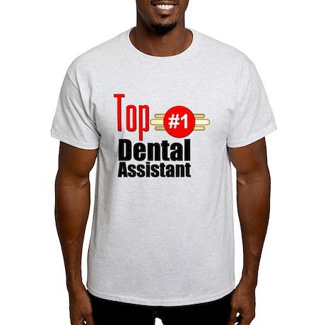 Top Dental Assistant Light T-Shirt