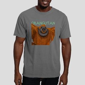orangdrk Mens Comfort Colors Shirt