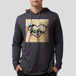 TileBox-DannyRosy Mens Hooded Shirt