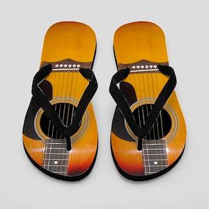 Guitar Flip Flops