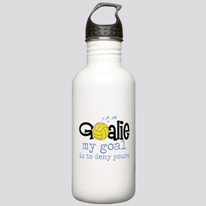 My Goal Stainless Water Bottle 1.0L