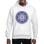 Hooded Sweatshirt Saturn Yantra Large