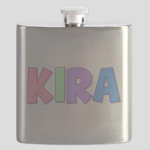 Kira Rainbow Pastel Flask