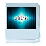 Big Bang Theory baby blanket