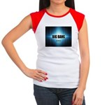 Big Bang Theory Women's Cap Sleeve T-Shirt