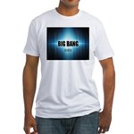 Big Bang Theory Fitted T-Shirt