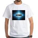 Big Bang Theory White T-Shirt
