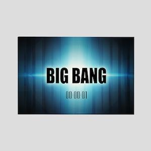 Big Bang Theory Rectangle Magnet
