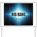 Big Bang Theory Yard Sign