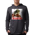 IM BUYING.jpg Mens Hooded Shirt
