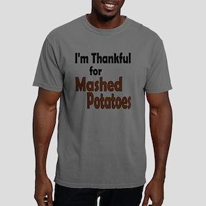 Mashed Potatoes light.pn Mens Comfort Colors Shirt