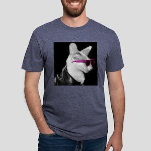 Skeezix - the Worlds Cooles Mens Tri-blend T-Shirt