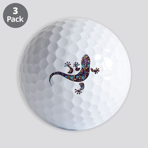Cool Gecko 1 Golf Balls