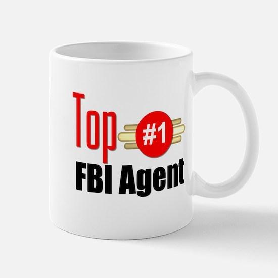 Top FBI Agent Mug