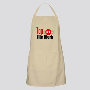Top File Clerk Apron