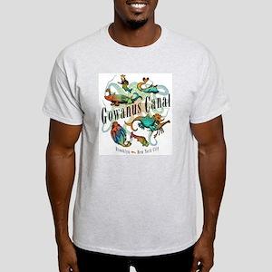 Gowanus Canal, Brooklyn, NY Light T-Shirt