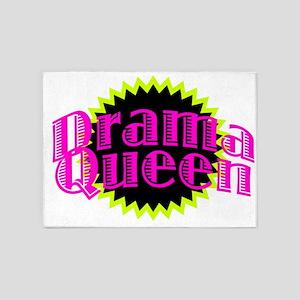 Drama Queen 5'x7'Area Rug