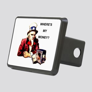 UNCLE SAM Rectangular Hitch Cover