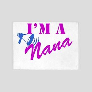Im A Nana 5'x7'Area Rug