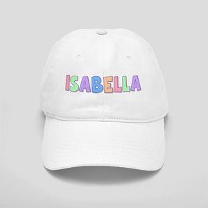 Isabella Rainbow Pastel Cap