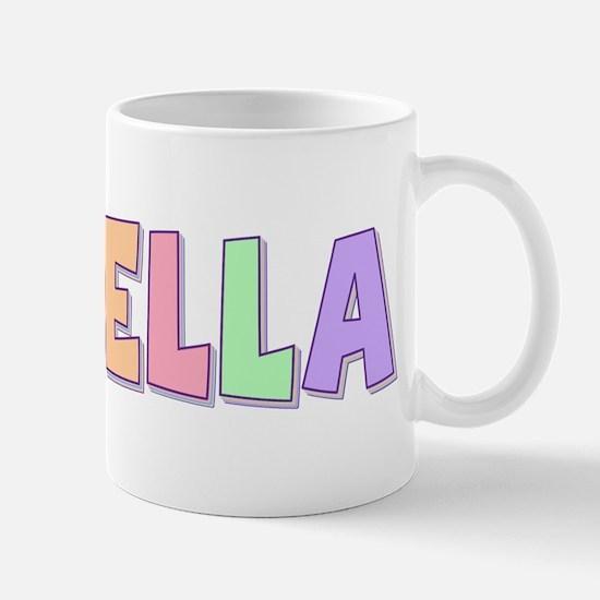 Isabella Rainbow Pastel Mug