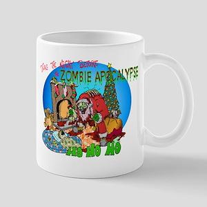 Twas the Night Before Zombie Mug