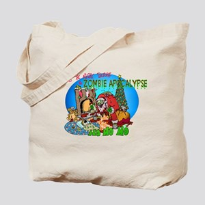 Twas the Night Before Zombie Tote Bag