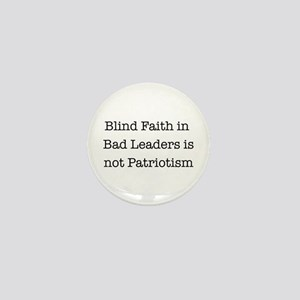 Blind Faith Mini Button