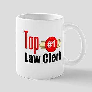 Top Law Clerk Mug