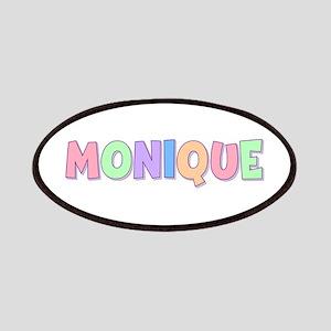 Monique Rainbow Pastel Patch