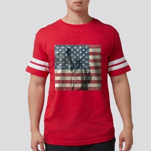 Vintage Mens Football Shirt