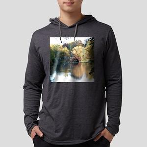 Central ParkTileBox Mens Hooded Shirt