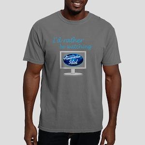 lc_ratherbewatching_idol Mens Comfort Colors Shirt