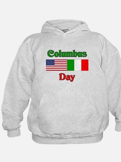 Columbus Day Hoodie