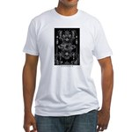 Yuggoth Fitted T-Shirt