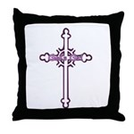 God's Girl Christian Throw Pillow